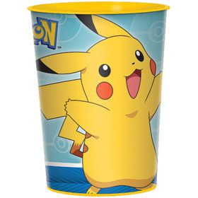 Pokemon Core Plastic Favor Cup 16oz. (1)