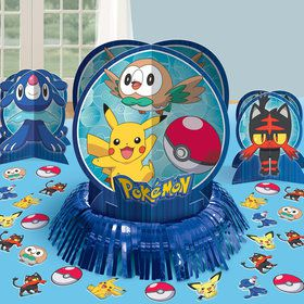 Pokemon Core Table Decorating Kit