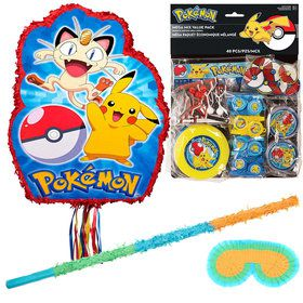 Pokemon Deluxe Pinata Kit