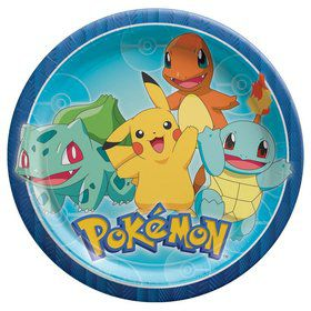 Pokemon Lunch Plates (8)