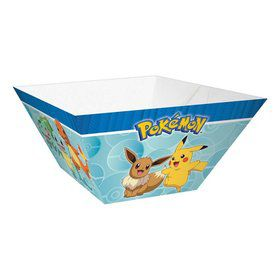 Pokemon Paper Snack Bowls
