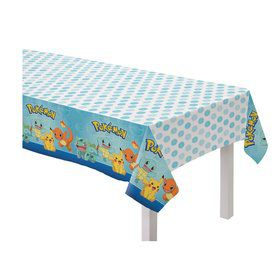 Pokemon Plastic Table Cover