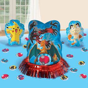 Pokemon Table Decorating Kit (Each)
