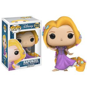 Funko POP Disney: Tangled- Rapunzel