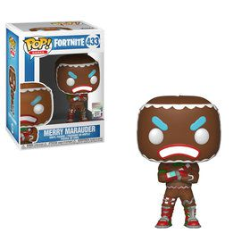 Funko Pop Games: Fortnite S1 - Merry Marauder