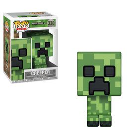 Funko POP Games: Minecraft - Creeper