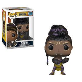 Funko POP Marvel: Black Panther- Shuri