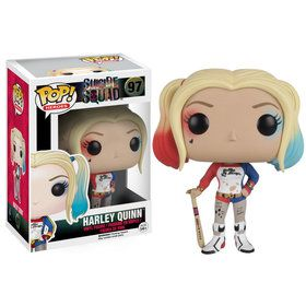 Funko POP Movies: Suicide Squad - Harley Quinn