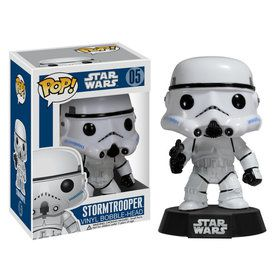 Funko POP Star Wars : Stormtrooper