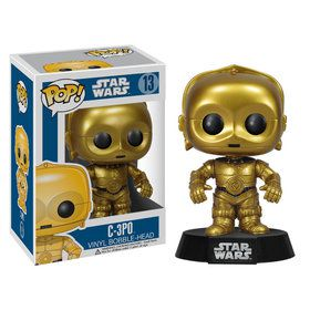 Funko POP Star Wars: C3PO