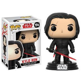 Funko POP Star Wars: The Last Jedi - Unmasked Kylo Ren