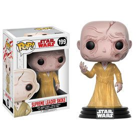 Funko POP Star Wars: The Last Jedi - Supreme Leader Snoke