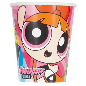Powerpuff Girls 9oz Paper Cups (8 Count)