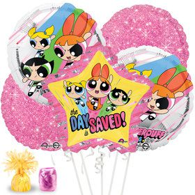 Powerpuff Girls Balloon Bouquet Kit