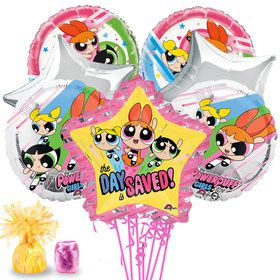 Powerpuff Girls Deluxe Balloon Bouquet Kit