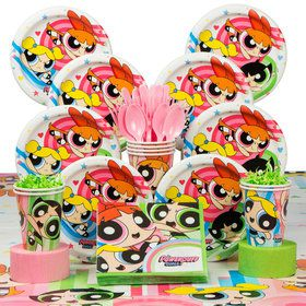 Powerpuff Girls Deluxe Tableware Kit (Serves 8)