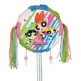 Powerpuff Girls Drum Pinata
