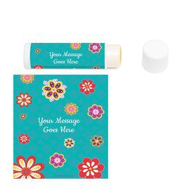 Princesa Personalized Lip Balm (12 Pack)
