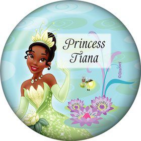 Frog Princess Personalized Button (Each)