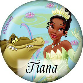 Frog Princess Personalized Mini Magnet (Each)