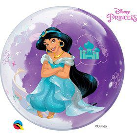 Princess Jasmine 22 Bubble Balloon