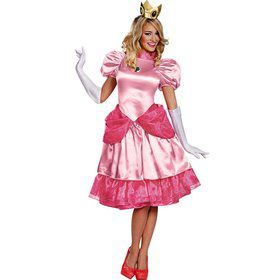 Princess Peach Deluxe Adult