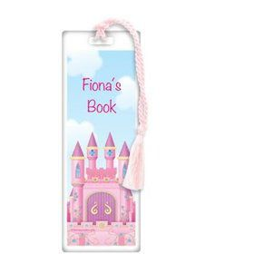 Princess Personalized Bookmark (each)