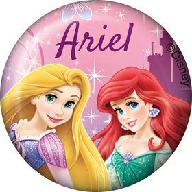 Princess Personalized Mini Magnet (Each)