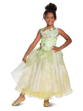 Princess Tiana Deluxe Toddler Costume