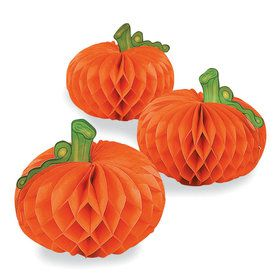 Pumpkin Decorations (6)