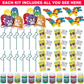 Puppy Dog Pals Favor Kit (For 12 Guests)