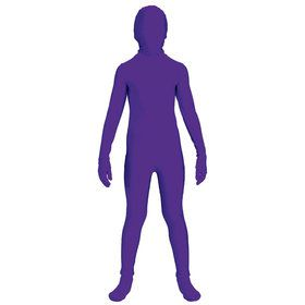Purple Kids Skinsuit