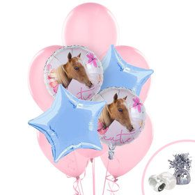 Rachael Hale Beautiful Horse Balloon Bouquet