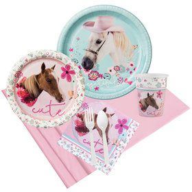 Rachael Hale Beautiful Horse Party Pack for 8