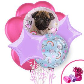 Rachael Hale Dog Love Balloon Bouquet