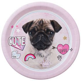 Rachael Hale Dog Love Dinner Plates (8)