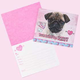 Rachael Hale Dog Love Invitations (8)