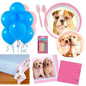 Rachael Hale Glamour Dogs Party Essentials Kit (Serves 16)