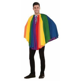 Rainbow Adult Cape