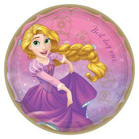 Rapunzel Lunch Plates (8)
