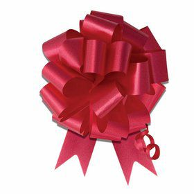 "Red 4"" Pull Bow (10 Count)"
