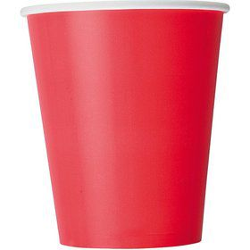 Red 9oz Cups (14 Count)