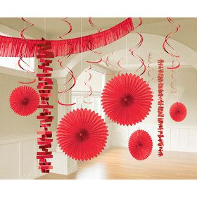Red Decoration Kit