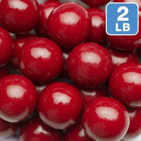 Red Gumballs 2lb (Each)