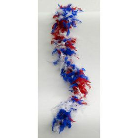Red/White/Blue Boa