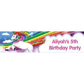 Regal Pony Personalized Banner (Each)