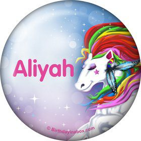 Regal Pony Personalized Magnet (Each)