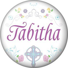 Religious Party Personalized Mini Magnet (Each)