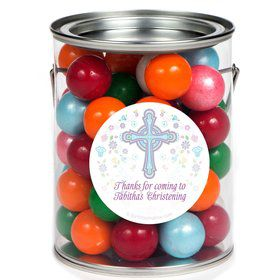 Religious Party Personalized Paint Can Favor Container (6 Pack)