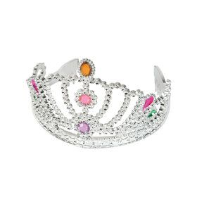 Rhinestone Tiara Crown One size